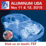 Aluminum USA November 11-12, 2015